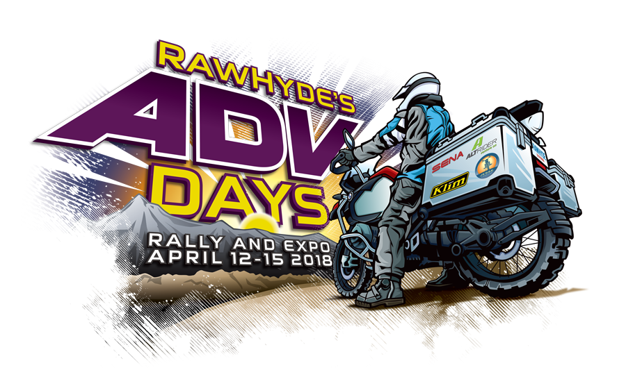 RawHyde's Adventure Days - Apr. 13 - 16, 2017