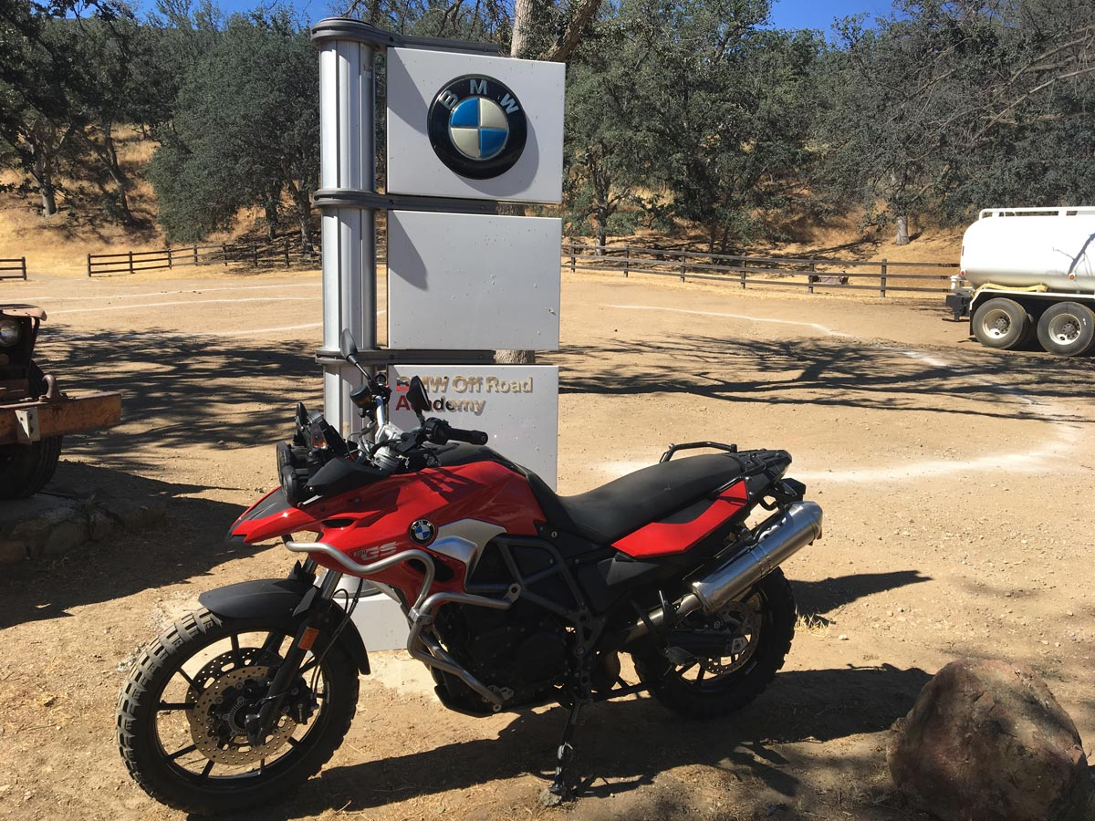 BMW F700GS RawHyde Adventures