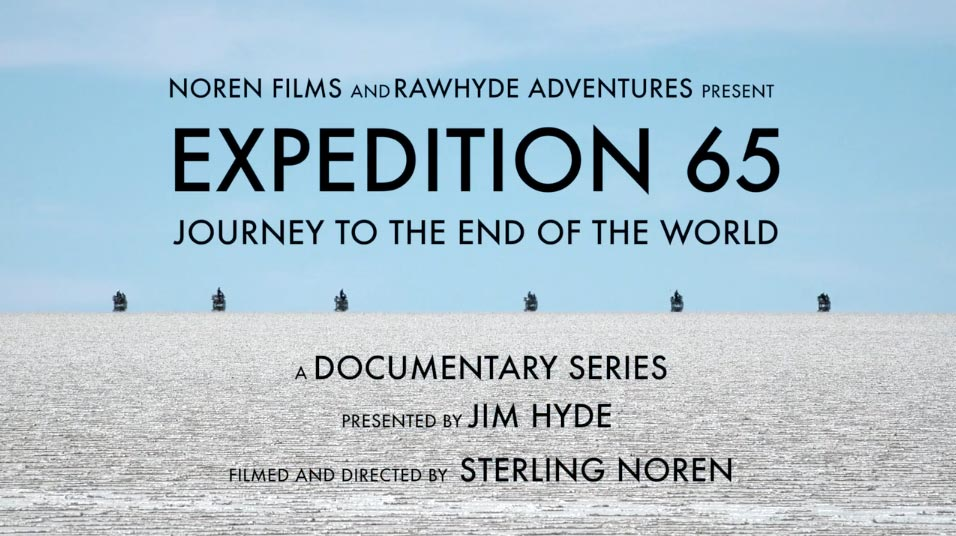 Request Expedition65 DVD - Motorcycle tour in South America - RawHyde Adventures, Motorcycle Off-Road Training in California and Colorado