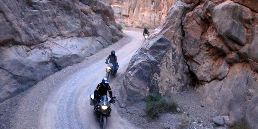Best of the West Motorcycle Tour, Day 2