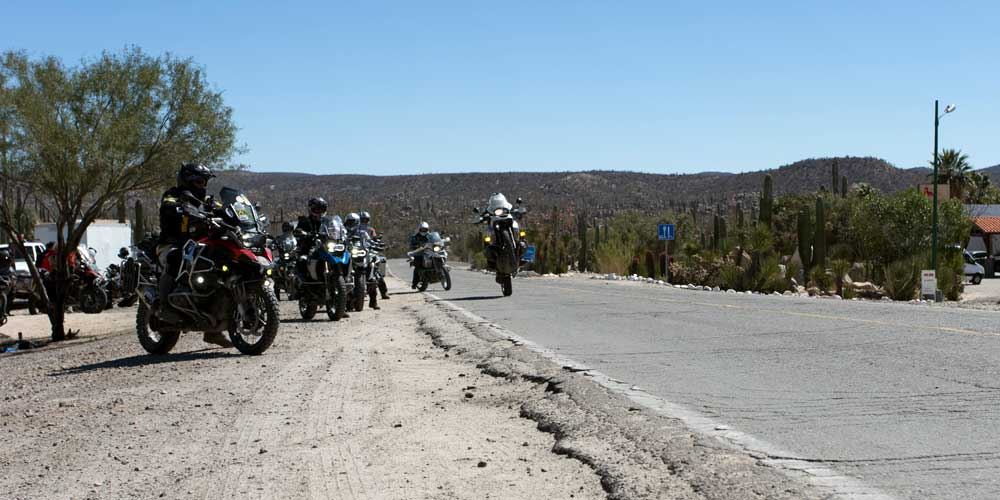 Big Bikes in Baja, RawHyde Adventures, Day 6