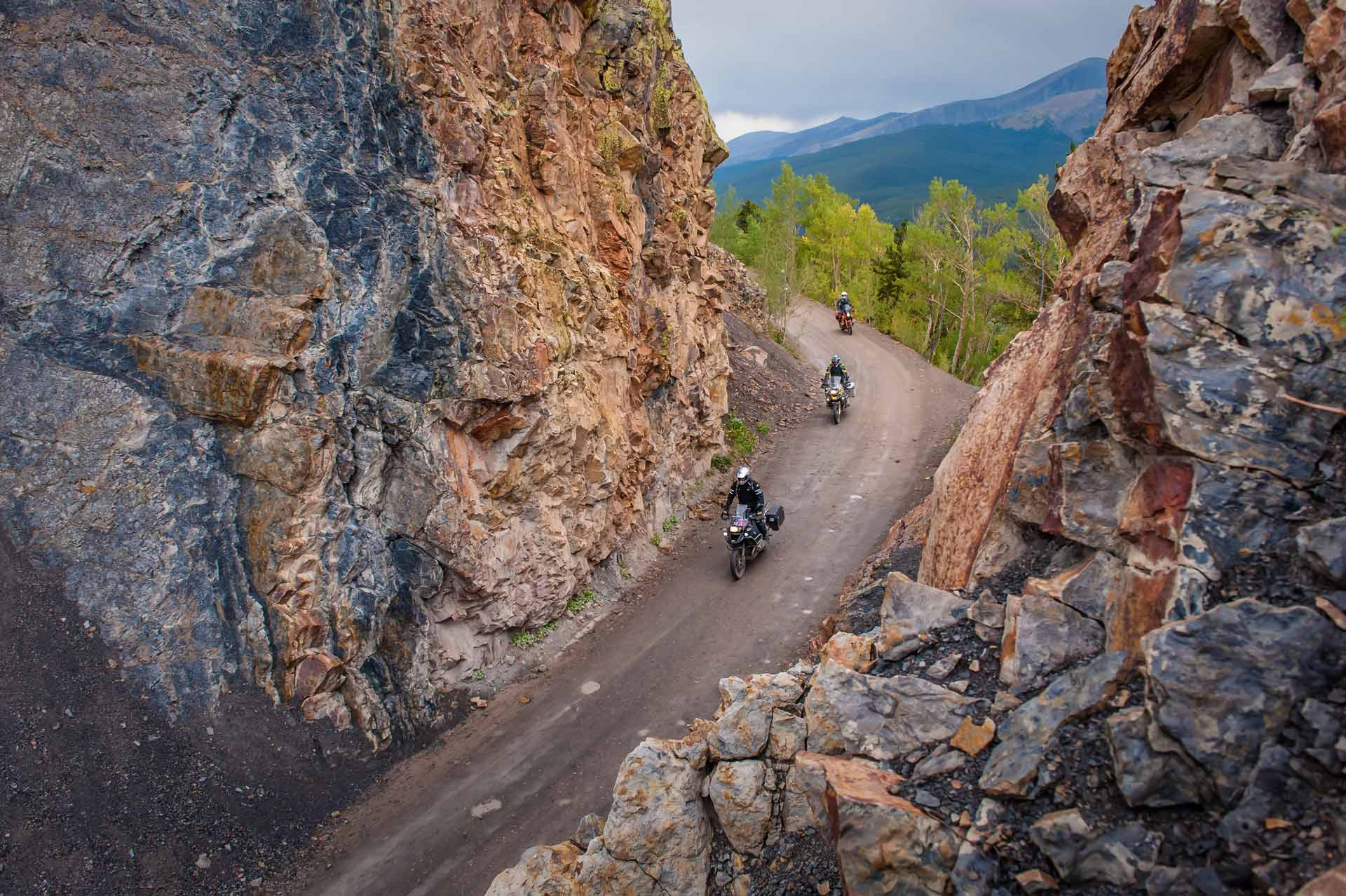 Continental Divide Ride Tour | RawHyde Adventures BMW Off-Road Academy