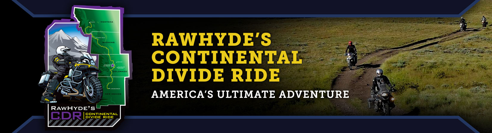 Continental Divide Banner 2018