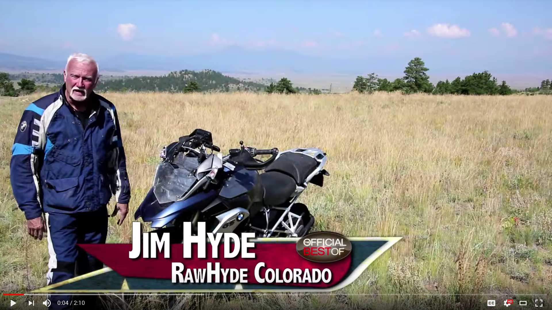 RawHyde Colorado - Best Adventure Motorcycle Training & Tours - Colorado 2015